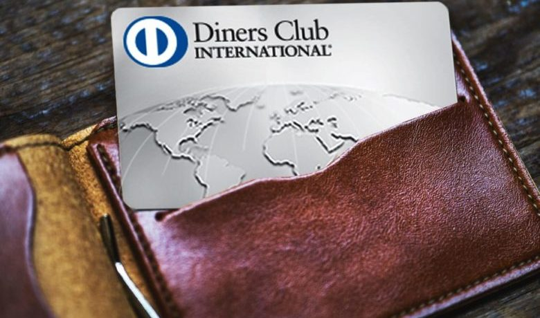 Farvel med diners club