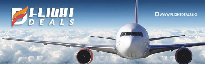 flight deals Now or never torsdag 26 september 2019