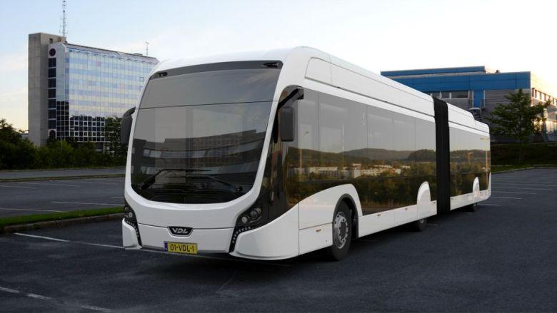 elektriske shuttlebusser
