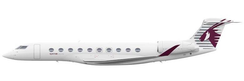 Gulfstream G700 lanseringskunde