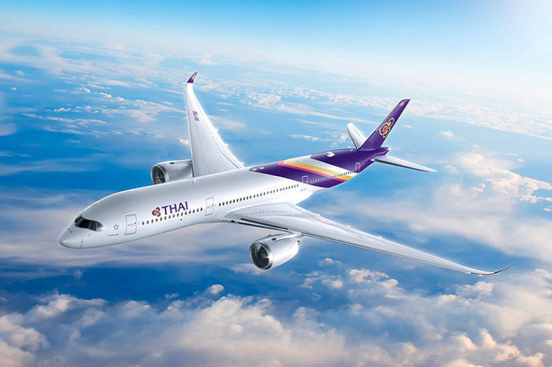 Thai Airways søker om Skandinavia