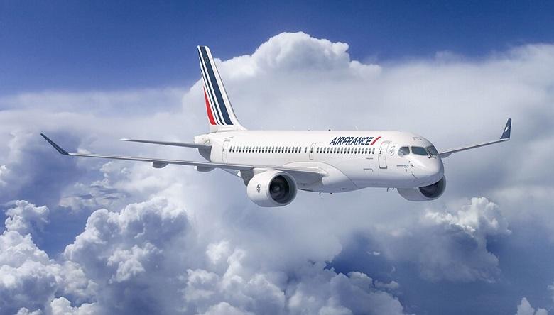 Air France bekrefter