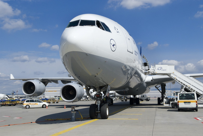 Lufthansa pensjonerer