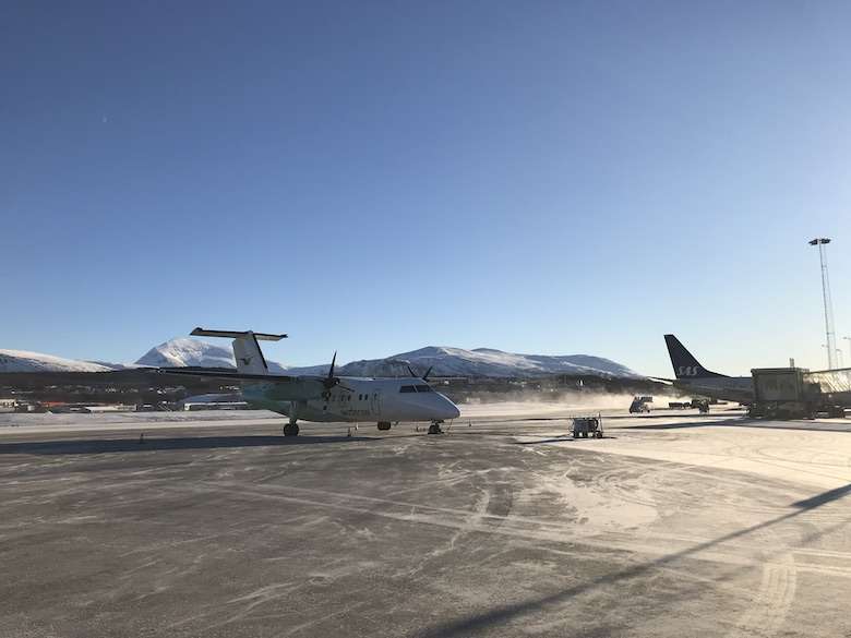 konkurransekraften til norsk luftfart