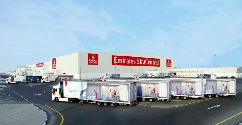 Emirates SkyCargo global distribusjon