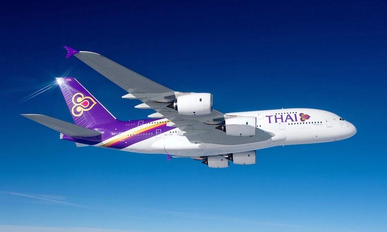 farvel med Thai Airways