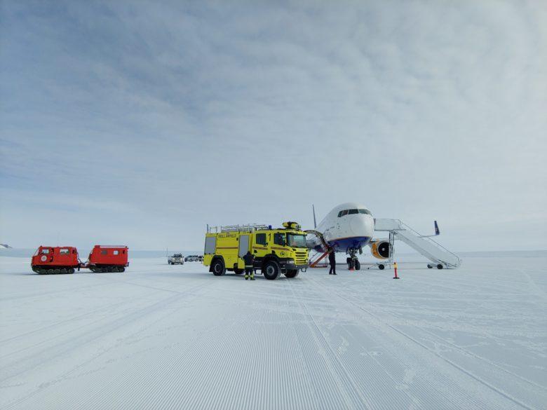 Antarktis Icelandair