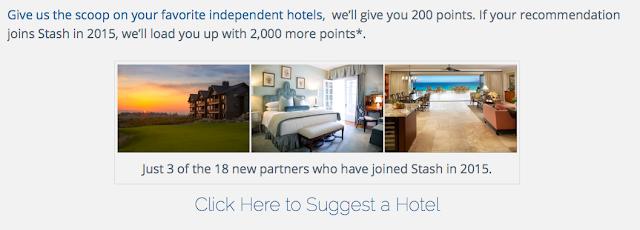 http://blog.stashrewards.com/2015/05/04/recommend-a-hotel-earn-200-bonus-points/