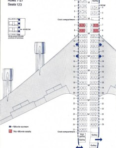 Vintage airline seat map american airlines boeing frequently flying also rh frequentlyflyingardingarea