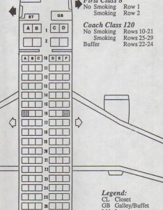 Vintage airline seat map delta air lines boeing also rh frequentlyflyingardingarea