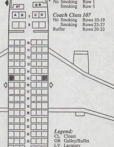 Vintage airline seat map delta air lines boeing  version also rh frequentlyflyingardingarea