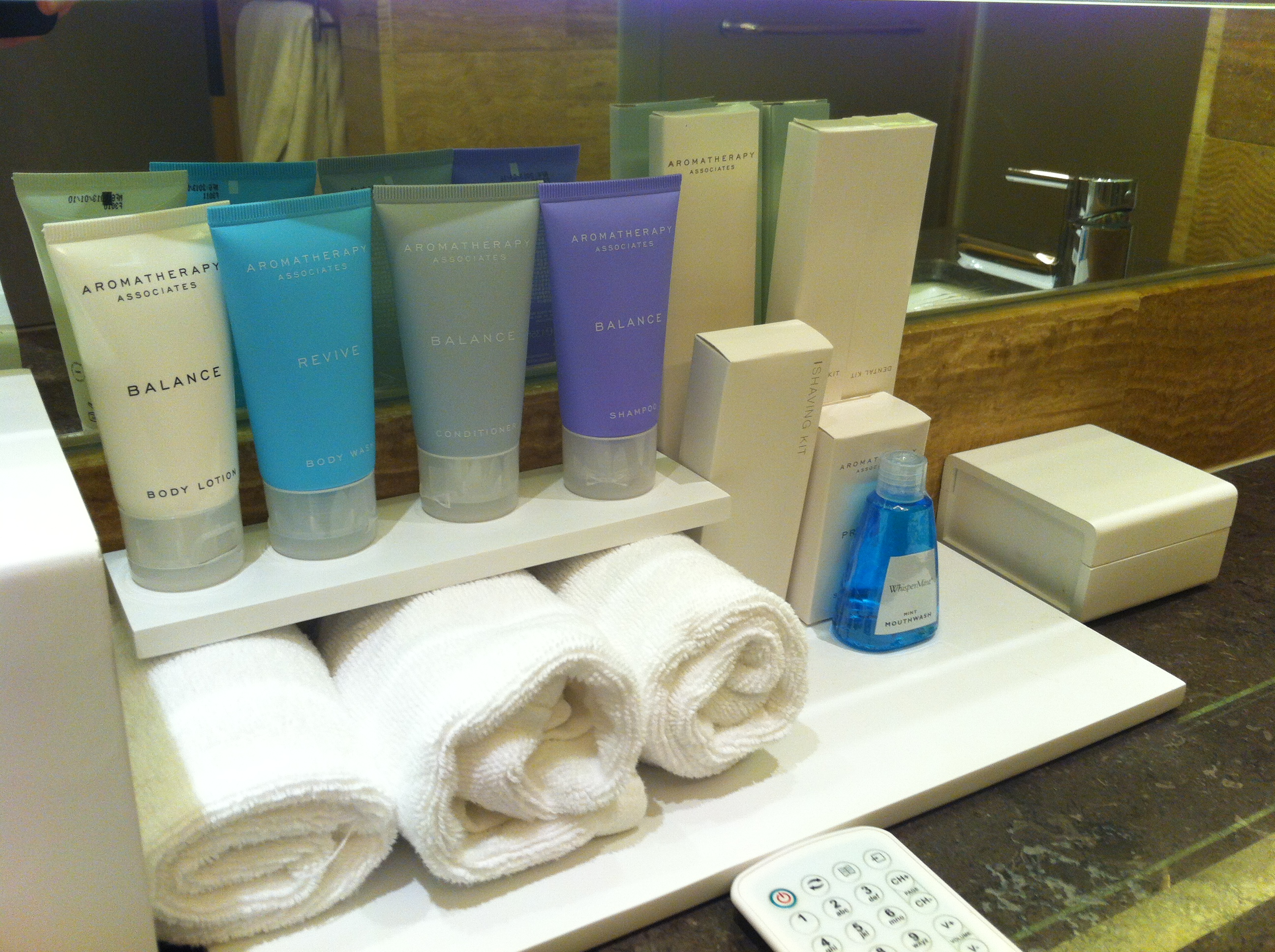 Hotel Review Conrad Seoul Executive Floor King Room