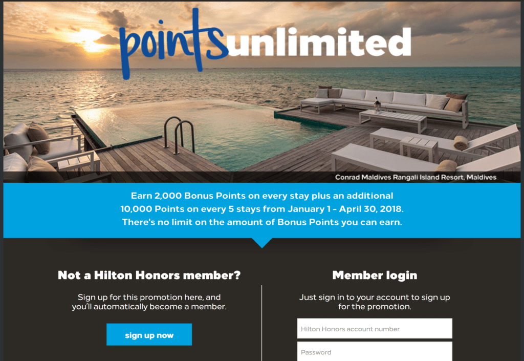 How To Stay At A Hilton Hotel For Free Until April 30th