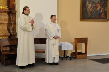 Ordination Bernardas 1