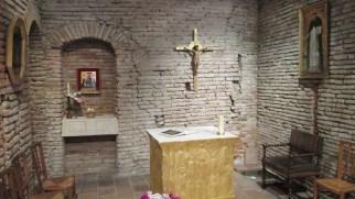 Oratoire de la maison Pierre Seilhan à Toulouse