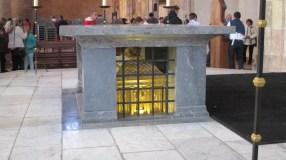 Reliques de saint Thomas d'Aquin aux Jacobins à Toulouse