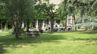 Jardin du couvent de Toulouse
