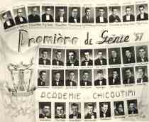 Academie commerciale, Chicoutimi - Groupes 230
