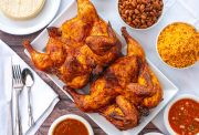 2 ROASTED CHICKEN FAMILY PACK