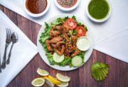 Cilantro Ranch Salad