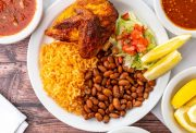 ROASTED CHICKEN PLATE
