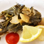 Meatless Collard Greens