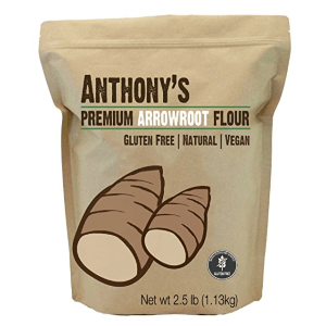 Anthony's Arrowroot Flour 2.5 lb Bag