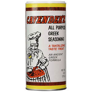 Cavender's Greek Seasoning