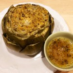 Grain-Free Stuffed Artichokes