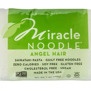 Miracle Noodle Angel Hair 6-pack