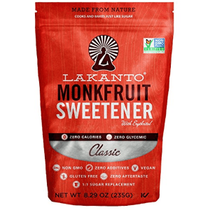 Monk Fruit Sweetener