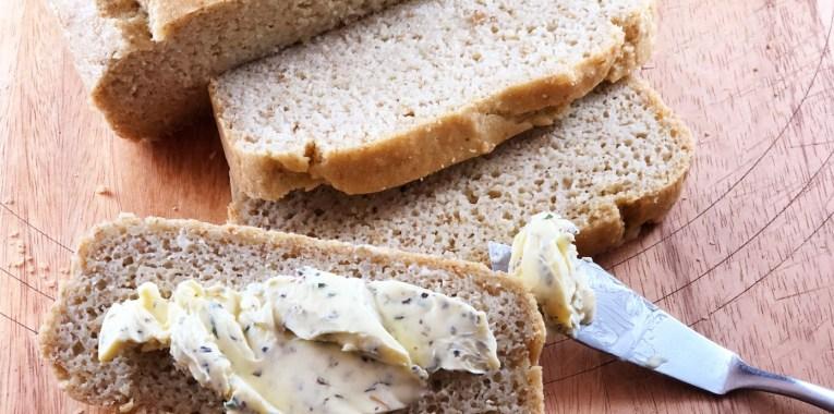 Soft Grain-Free Bread