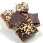 Sugar-Free Chocolate Peanut Butter Bars