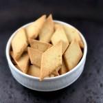 Grain-Free Parmesan Crackers