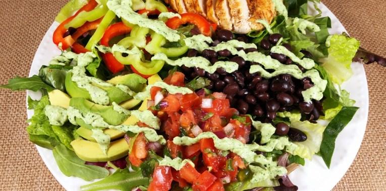 Grain-Free Southwest Salad
