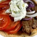 Easy Homemade Turkey Gyros