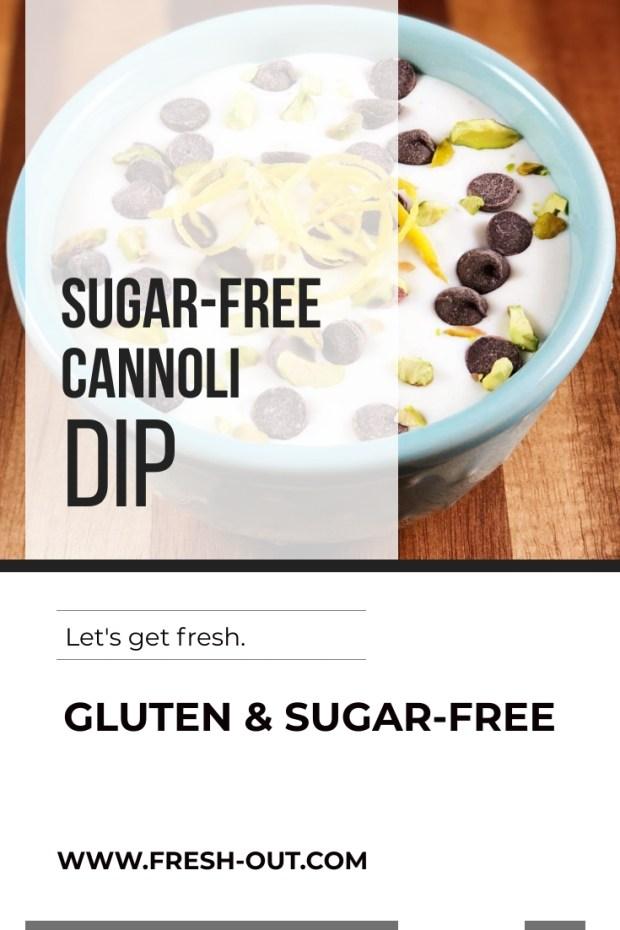 Sugar-Free Cannoli Dip