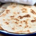 Soft Grain-Free Tortillas