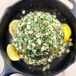 Feta and Herb Roasted Cauliflower