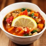 Grain-Free Ten Vegetable Soup
