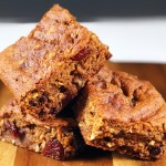 Cranberry Walnut Breakfast Bars