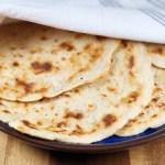 Soft Vegan Grain-Free Tortillas