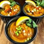 Roasted Vegetable Mulligatawny Soup