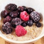 Very Berry Grain-Free Porridge