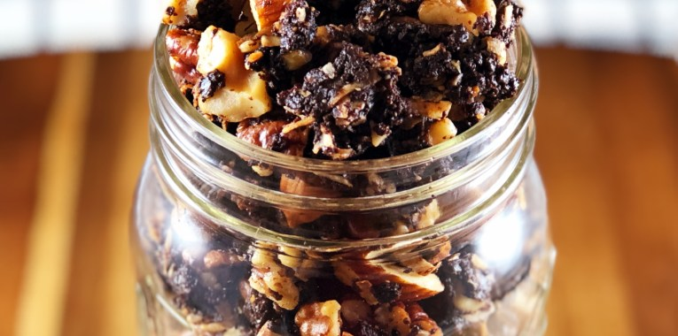 Paleo Chocolate Chunk Granola