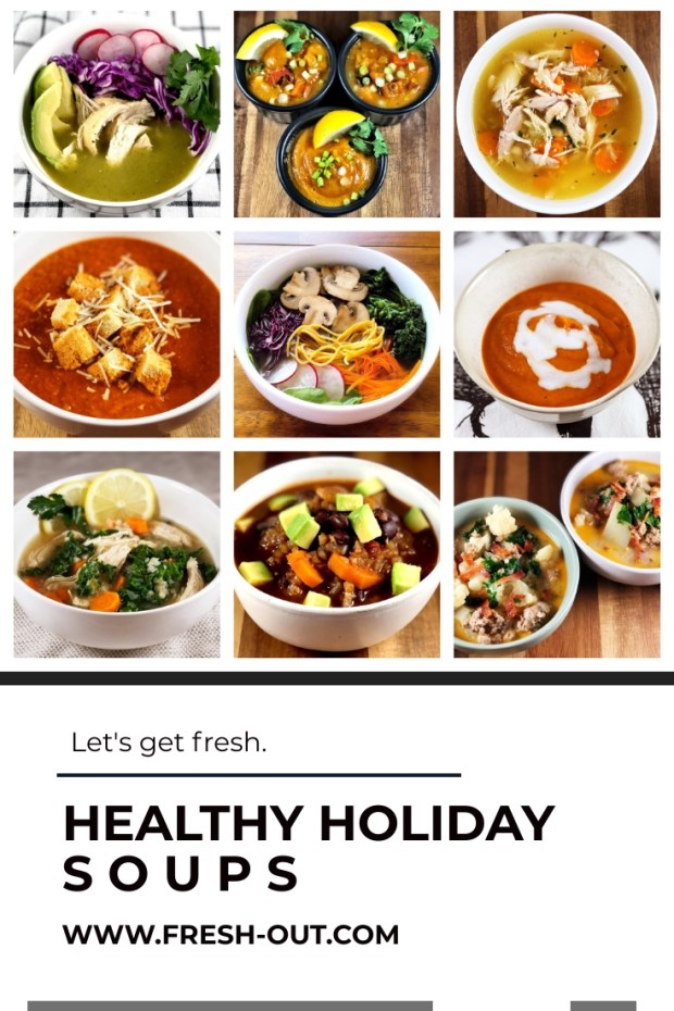 HOLIDAY SOUP RECIPES