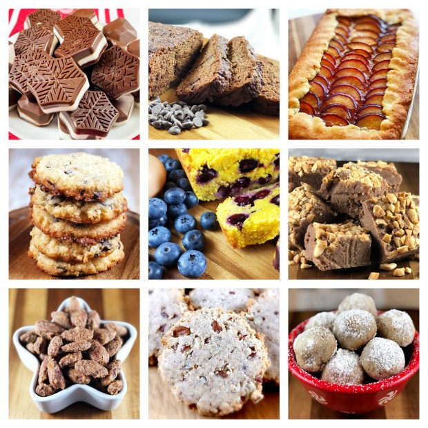 Healthy Holiday Dessert Recipes