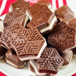 Vegan Chocolate Peppermint Candy