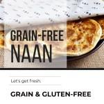 GRAIN-FREE NAAN