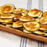 Coriander Cumin Zucchini Chips